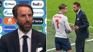 Gareth Southgate Reveals What Jack Grealish Told Him After Being Substitued