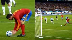 Many Believe Xabi Alonso Scored 'The Greatest Penalty Ever Taken' Back In 2009