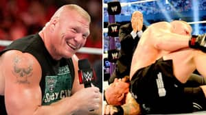 Vince McMahon's Opponent For Brock Lesnar At WrestleMania 35 Has Been Leaked