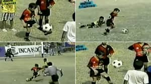 Footage Of Lionel Messi As A Child For Newell's Old Boys Goes Viral
