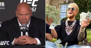 Dana White Blasts Jake Paul And Says His Reported Pay-Per-View Numbers Are 'Full Of S**t'