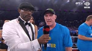 Former Rugby League Player Paul Gallen Calls Out UFC Star Robert Whittaker