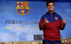 Club Made Late Bid To Rival Barcelona For Philippe Coutinho
