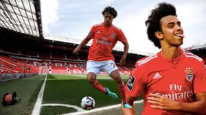 Manchester United Are Prepared To Pay £105m Release Clause To Sign Joao Felix