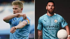 Manchester City Have Offered Kevin De Bruyne A Lower Salary Because Of Lionel Messi