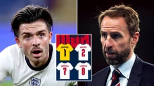 Fans 'Work Out' England's Starting XI For Euro 2020 Based On Shirt Numbers