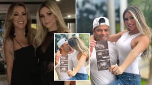 Ex-Wife Of Brazilian Striker Hulk's Sends Defiant Message After His Gender Reveal Video With Her Niece