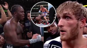 Logan Paul Angry Over Docked Points Against KSI And Wants A Third Fight