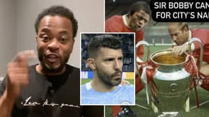Patrice Evra Trolls Manchester City's CL Final Defeat With Savage Instagram Post