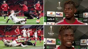 Class Paul Pogba Interview Sums Up What's Wrong With Handball Law