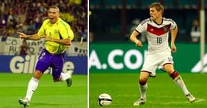 Ronaldo Has A Funny Response To Toni Kroos' Dig At Brazil