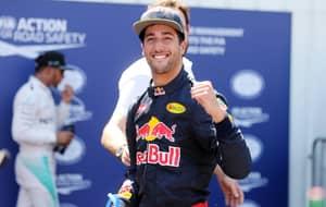 Daniel Ricciardo Adds Gas To Ferrari Move Rumours