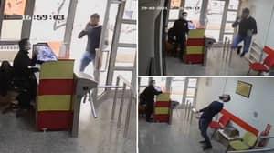 CCTV Cameras Capture Alpaslan Öztürk's Wholesome Reaction To Being Called Up For The Turkish National Team