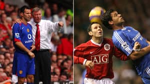Sir Alex Ferguson Told Ryan Giggs To 'Forget' About Upcoming Five Games So He Could Prepare For Michael Ballack