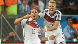 Andre Schurrle And Mario Gotze Team Up With Will.i.am To Invest In Marijuana Company