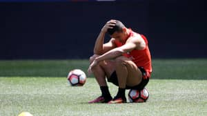 Of The 14,000 Expected At Alexis Sanchez Anti-Arsenal March, Only Five Turn Up