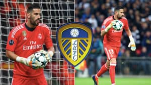 Leeds United In Advanced Talks To Sign Real Madrid Goalkeeper In January Window