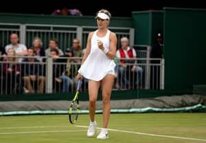 Nike Receiving Criticism For 'Lingerie' Tennis Dress At Wimbledon