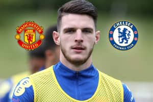 West Ham Name Price For Declan Rice As Chelsea And Man Utd To Bid