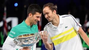 Daniil Medvedev's Heart-Warming Story About Novak Djokovic Suggests He's Actually An Alright Bloke