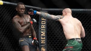 This Clip Of Israel Adesanya's Head Movement Against Marvin Vettori Proves He Was Literally Untouchable