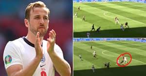 Fan Spots How Harry Kane's Underrated Movement Made England's Goal vs Croatia