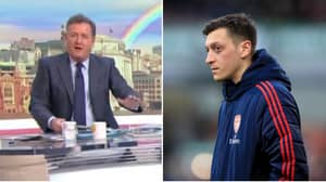 Mesut Ozil One Of Three Arsenal Players To Reject The Club's 12.5 Per Cent Pay Cut