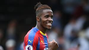 Wilfried Zaha Makes 'Substantial' Donation To Crystal Palace Ladies In Brilliant Gesture