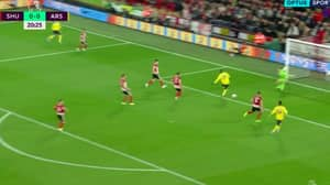 Arsenal's Nicolas Pepe Somehow Manages To Miss From Six Yards Out
