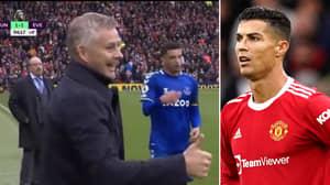 Ole Gunnar Solskjaer Made A 'Sackable Offence' During Manchester United vs Everton