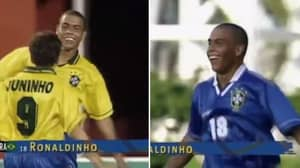 Why R9 Was Known As Ronaldinho At The 1996 Olympic Games