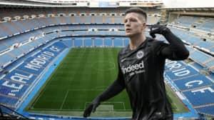 Real Madrid Seal €60 Million Deal For Eintracht Frankfurt Hot-Shot Luka Jovic