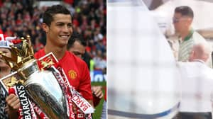 Manchester United Are Now Confident Of Re-Signing Cristiano Ronaldo