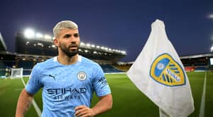 Leeds Emerge As Shock Suitors To Sign Sergio Aguero On A Free Transfer From Manchester City This Summer