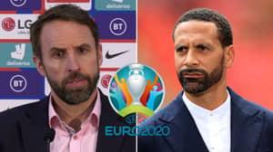 """Gareth Southgate Shouldn't Have Taken Harry Maguire"" Explains Rio Ferdinand"
