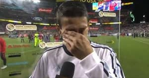 WATCH: Man Of The Match Di Maria Pays Emotional Tribute To His Late Grandmother