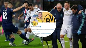 Borussia Dortmund's Thomas Meunier Has Disabled Comments On Social Media Profiles Due To Hate From Real Madrid Fans