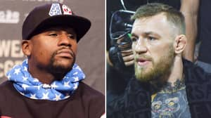 Boxing Legend Floyd Mayweather Open To Mega-Rematch With Conor McGregor After Logan Paul Fight