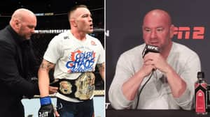 Dana White Angrily Fires Back At Colby Covington For Threatening To Slap The UFC Boss