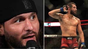 Jorge Masvidal Brilliantly Shuts Down Rumours That He's Out Of UFC 244