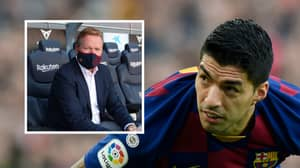 Barcelona's Board Block Ronald Koeman From Signing His Choice For Luis Suarez Replacement