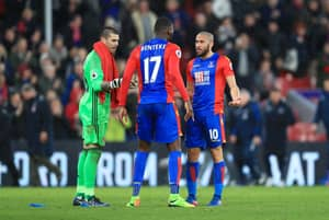 Christian Benteke Frustrated At Crystal Palace, Could Move On In The Summer