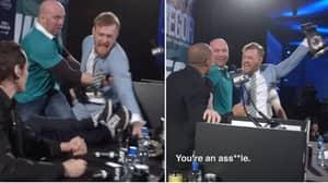 Conor McGregor Stealing Jose Aldo's UFC Belt Is Still His Most Craziest Stunt Ever
