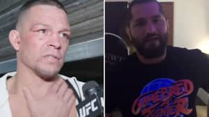 Jorge Masvidal Says Nate Diaz Fight Negotiations Have Already Started