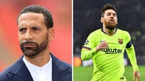 Rio Ferdinand Sends Chelsea Fans Into Meltdown With Sensational Lionel Messi Transfer Claim