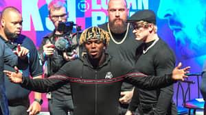 KSI vs Logan Paul: UK Start Time And Undercard Info For Boxing Bout