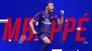 BREAKING: Kylian Mbappe Signs For Paris Saint-Germain