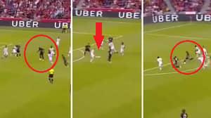 WATCH: Lukaku And Lingard Combine Brilliantly To Set Up Mkhitaryan's Goal