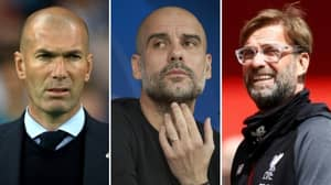 The 20 Best Managers In World Football Right Now Have Been Ranked