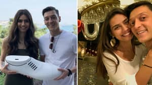 Mesut Ozil And Fiancee To Celebrate Marriage By Paying For Surgeries For 1000 Children In Need